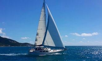 44' Wellington Sailing Yacht In Antigua
