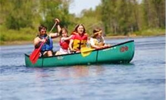 Canoe Rental & Trips In Sevierville, Tennessee