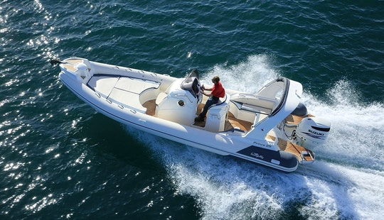 Nuova Jolly Prince 25 Boat Hire In France