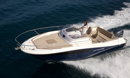Jeanneau 7.5 Wa Boat Hire In France
