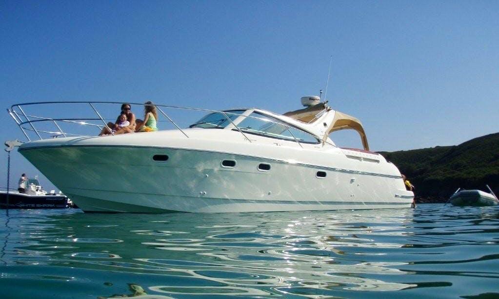 Jeanneau Prestige 34 Yacht Hire in France