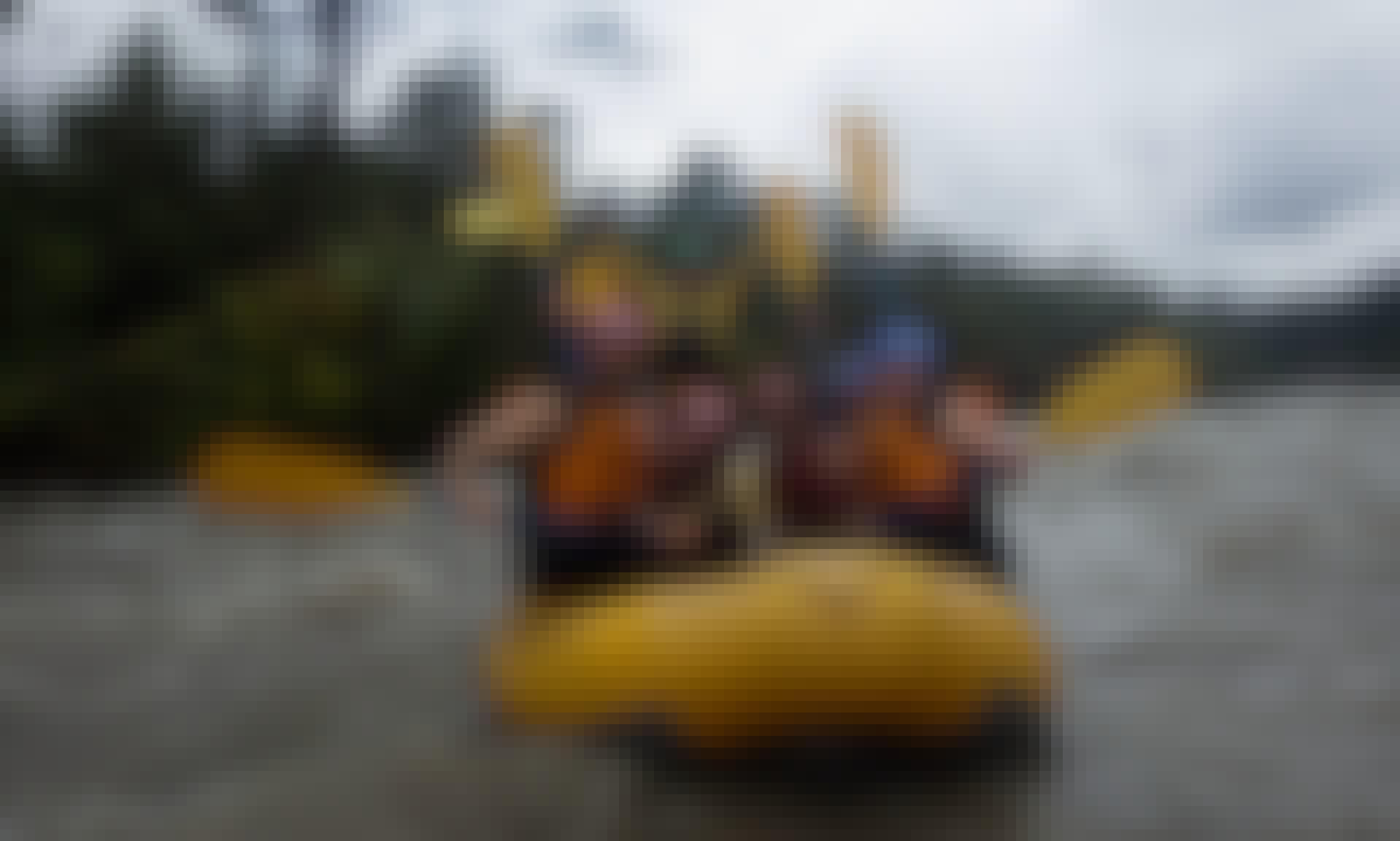 Rafting Trips in Banos de Agua Santa, Ecuador