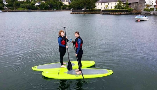 Daily Paddleboard Lessons In Kinsale, Ireland