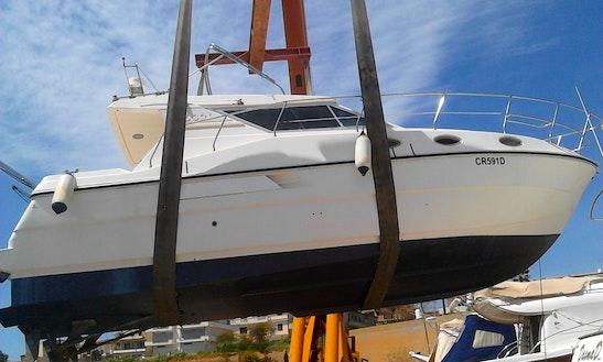 Rent The Azimut 33 Motor Boat In Isola Di Capo Rizzuto