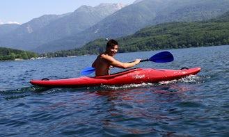 Kayaking Adventure in Ljubljana