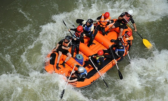 Rafting In Sofia