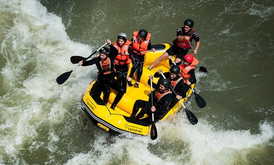 Rafting Adventure (for 6 Pax) In Sofia
