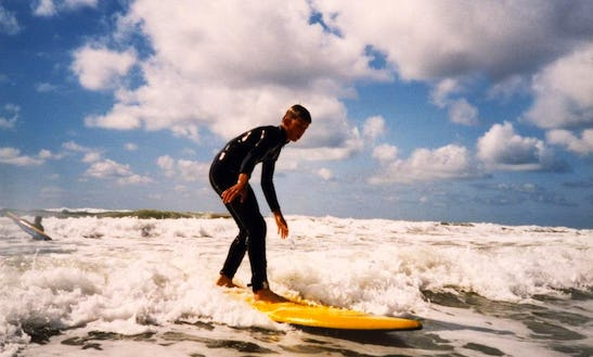 Surf Lessons In Bude