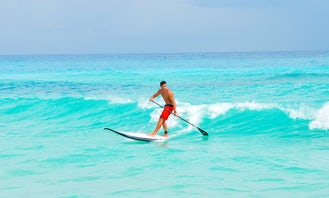 Stand Up Paddleboard Lesson In Cancún, Quintana Roo