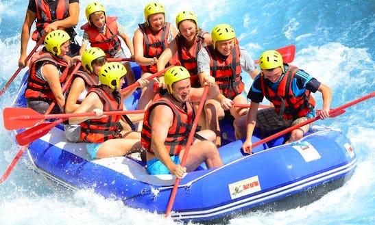 Rafting In Karabük Köyü
