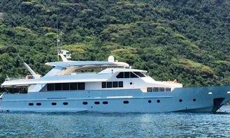 Power Mega Yacht rental in Rio de Janeiro