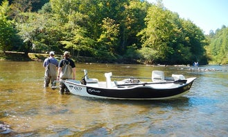 All Day Fishing Lesson Guide Trip In North Carolina