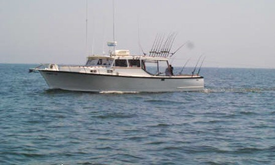40' Head Boat