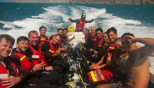 Discover Scuba Diving In Taganga
