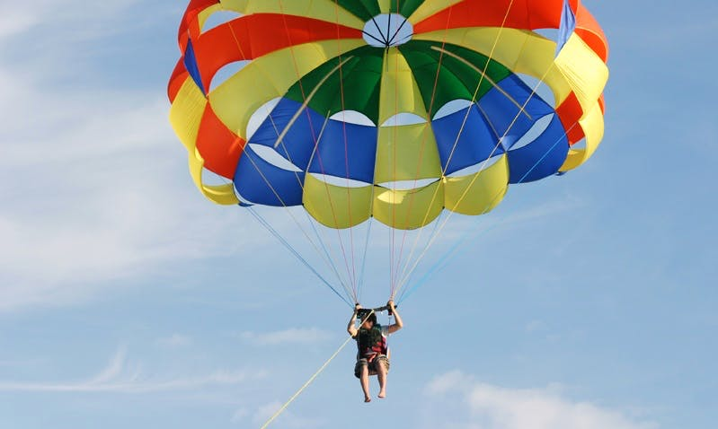 Parasailing Flights In Tacoma