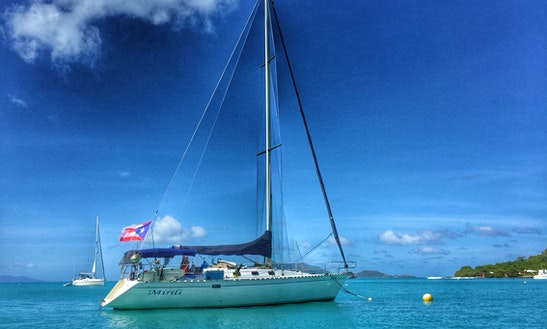 Charter 38' Beneteau First Cruising Monohull In San Juan, Puerto Rico