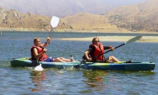 Kayak Rental & Trips In Kernville, California