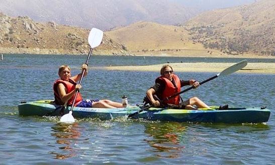 Kayak Rental & Trips In Kernville, California