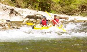 4 hours Kayak Trips in Vallon-Pont-d'Arc, France