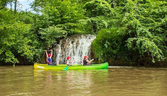 Canoe Rental & Trips In Saint-leon-sur-vezere, France