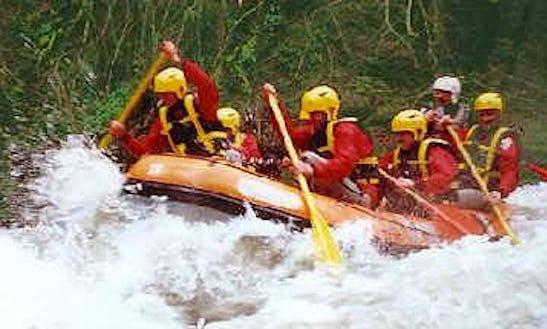 Rafting Trips In Saint-leon-sur-vezere, France