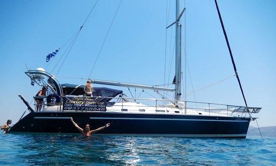 52' Sailing Mega Yacht