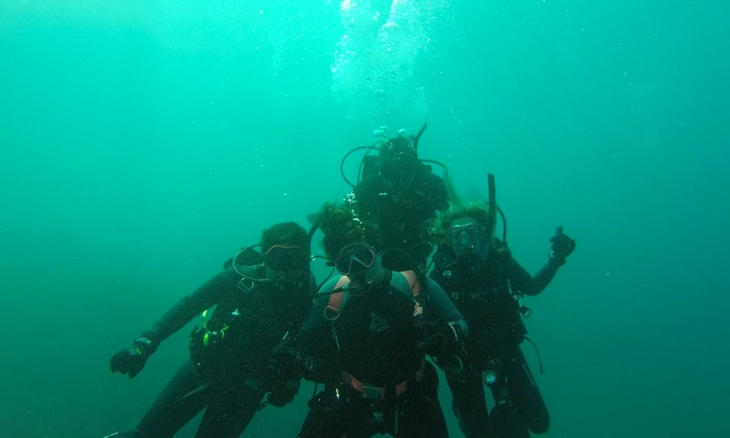 Scuba Lessons In Los Angeles Getmyboat
