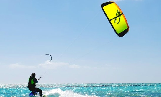 Kiteboarding Lesson In Punta Cana