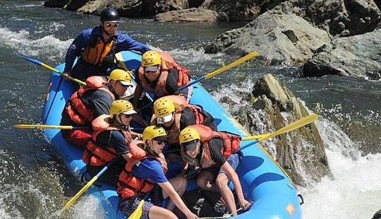 Rafting Trips In Coloma, California