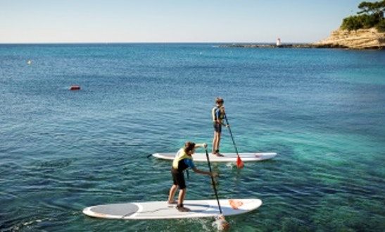 Paddleboard Rental In Carry-le-rouet, France