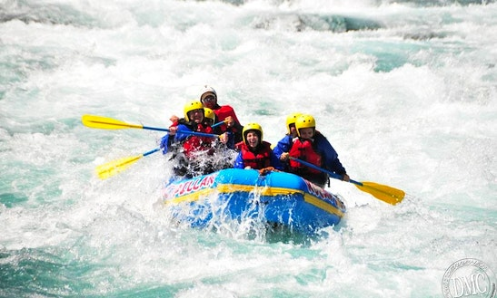 Rafting Trips In Caudies-de-fenouilledes, France