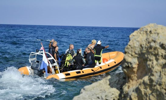 Diving In Girne