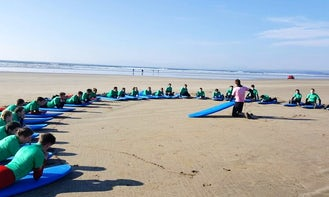 Learn to Surf In Bundoran