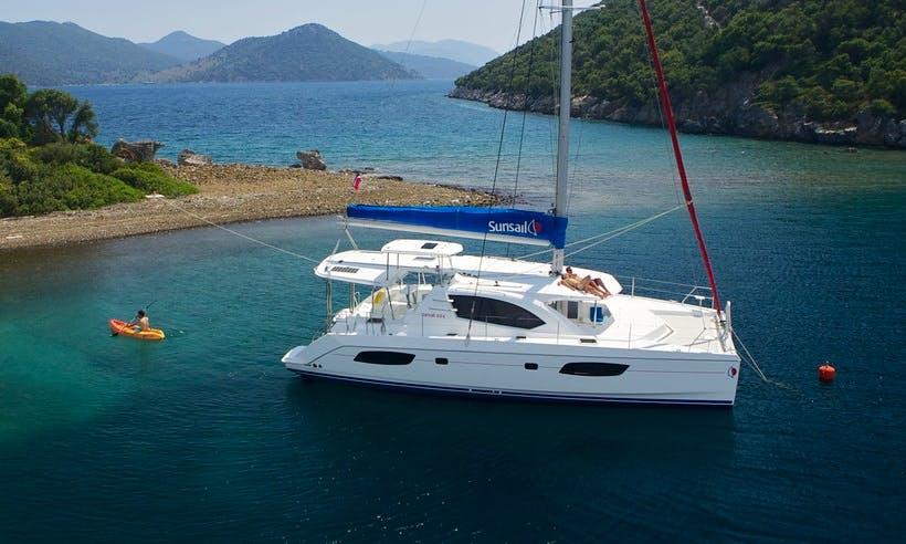 Sunsail 444 - 4 Cabin Catamaran in Primošten