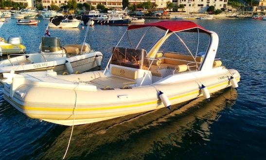 Barracuda 700 150hp In Hvar