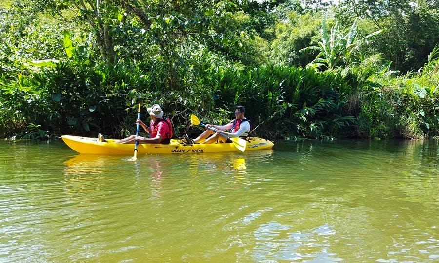 Doble Kayak Rental in Orocovis
