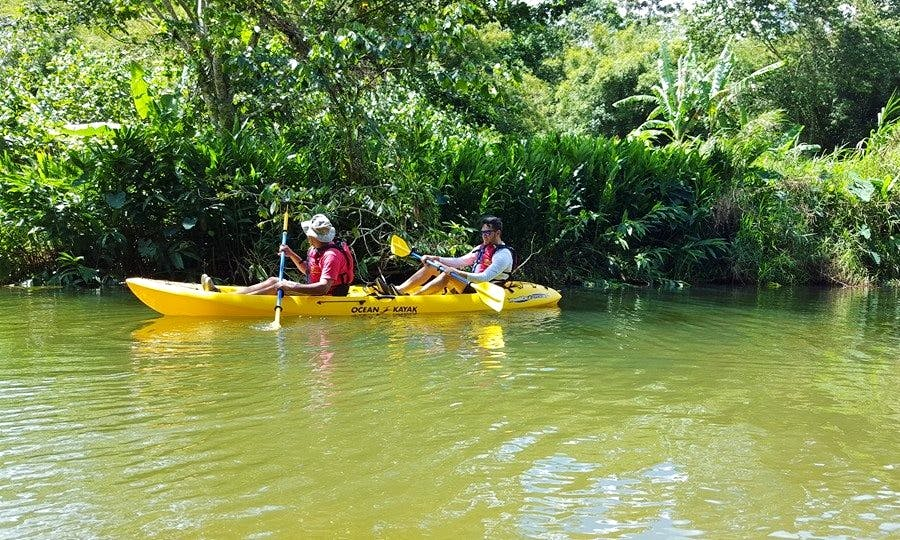 Doble Kayak Rental in Orocovis