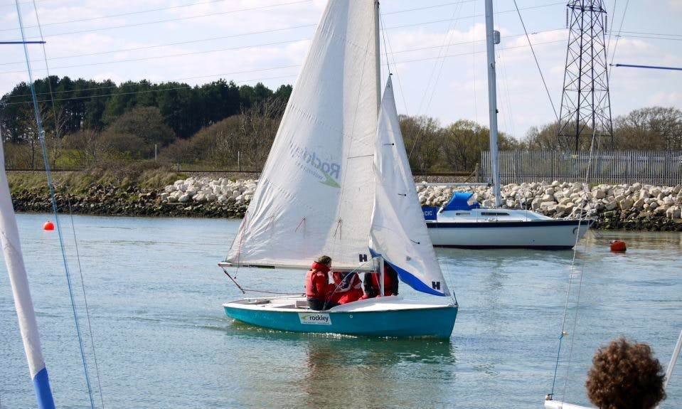 Learn Sailing In Poole