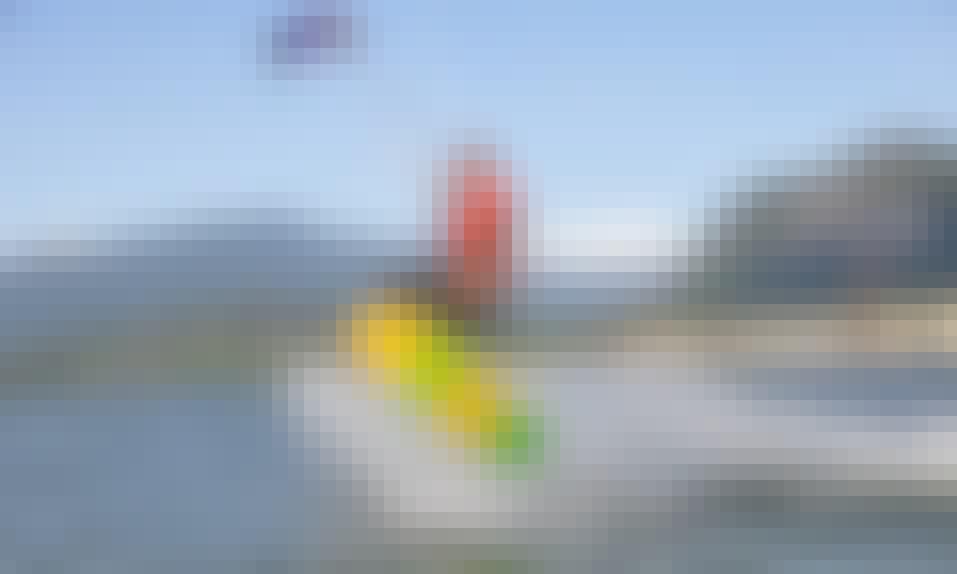 Learn Kiteboarding In Squamish