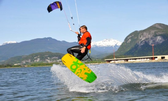 Learn Kiteboarding In Squamish
