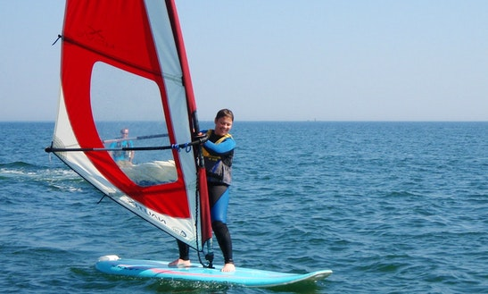 Windsurfing Rental & Courses In Nevez, France