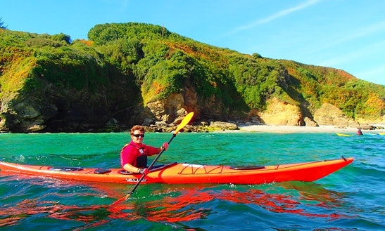 Single Kayak Rental & Trips In Ploemeur, France