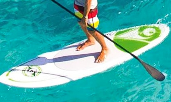 Paddleboard Rentals For Half Day, Whole Day Or Week In Seignosse, France