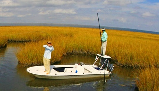 Guided Fly Fishing Trip With Captain John In New Orleans, Louisiana