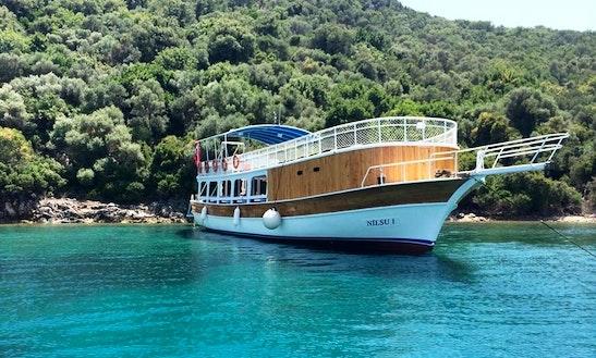 Nilsu I Passenger Boat In Göcek Belediyesi