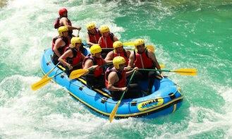 Long Rafting in Bovec