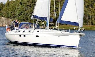 Gib Sea 51 Monohull Charter in Sweden