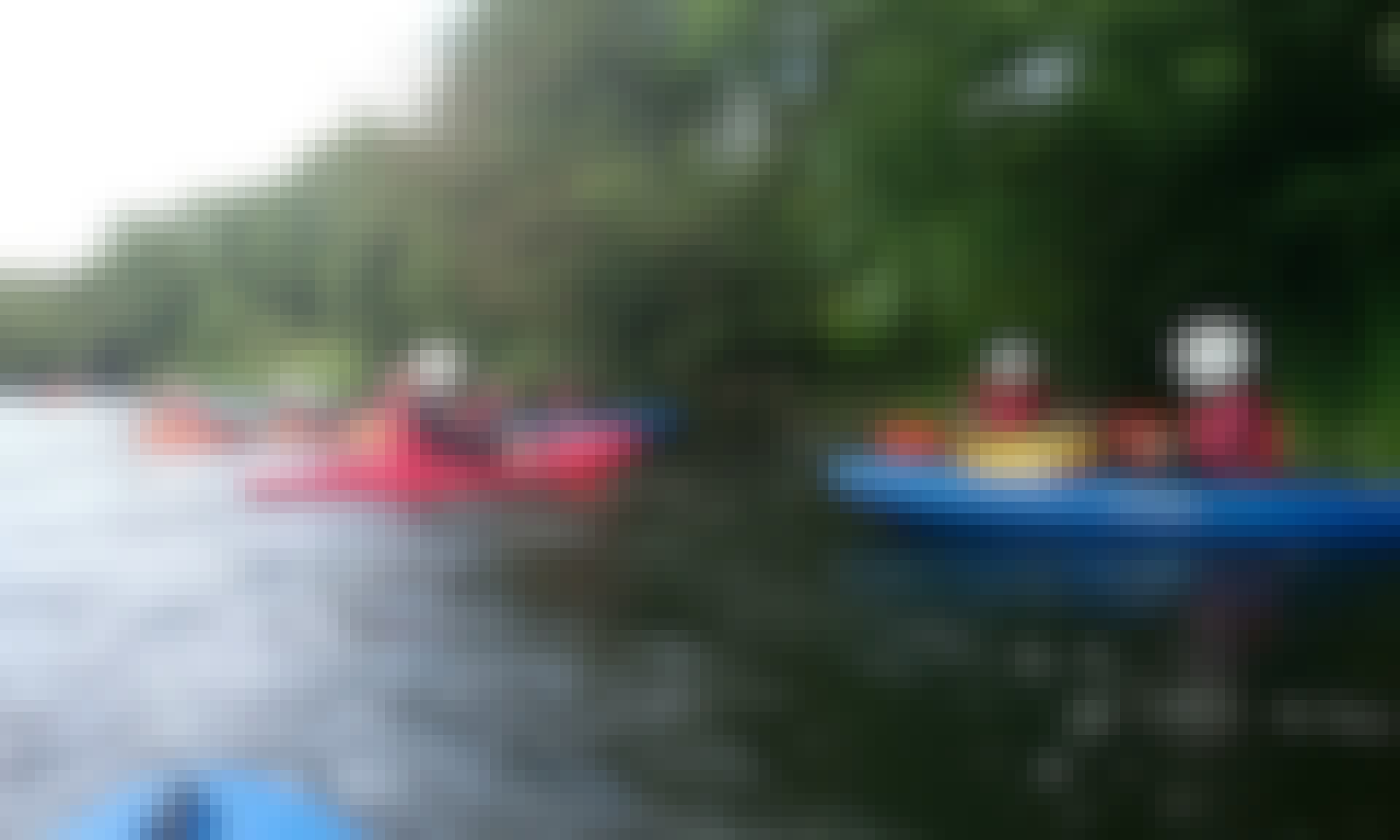 Single Kayak Hire in Ballymahon