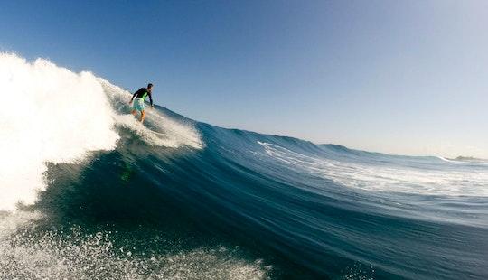 Surfing Lessons In Dorado
