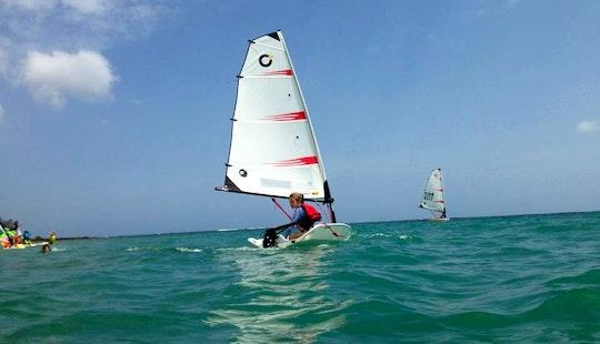 Sailing Lessons In Dorado